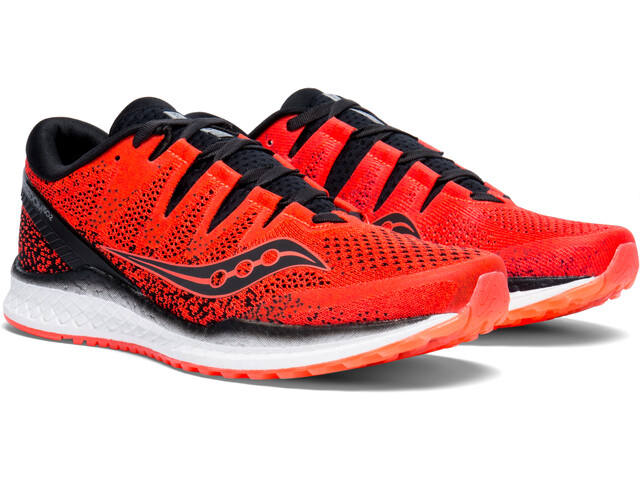 e37fabe4073 saucony Freedom ISO 2 - Chaussures running Homme - rouge - Boutique ...